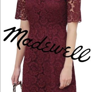 Madewell great condition Lace Dress